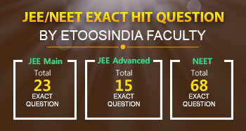 JEE / NEET Exact Hit Questions