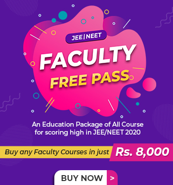 JEE/NEET Faculty Free Pass