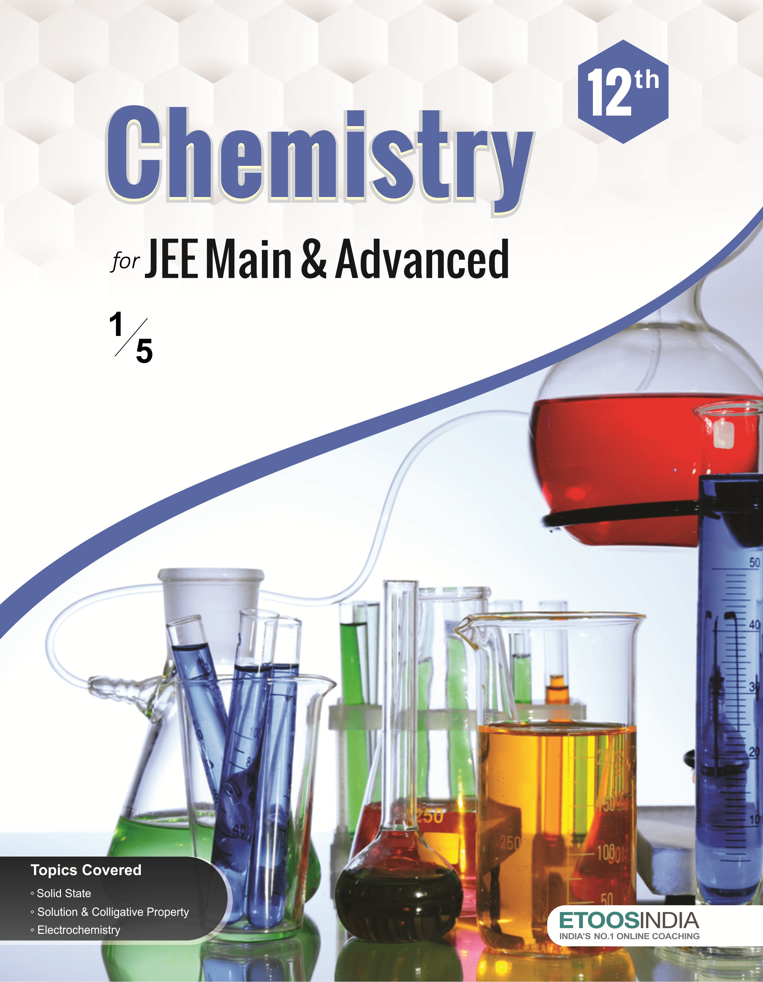 ETOOS Comprehensive Chemistry Study Material for JEE Main