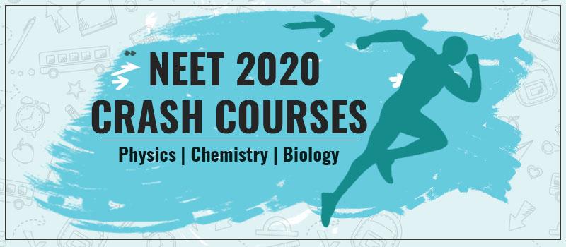 neet online crash course 2020.