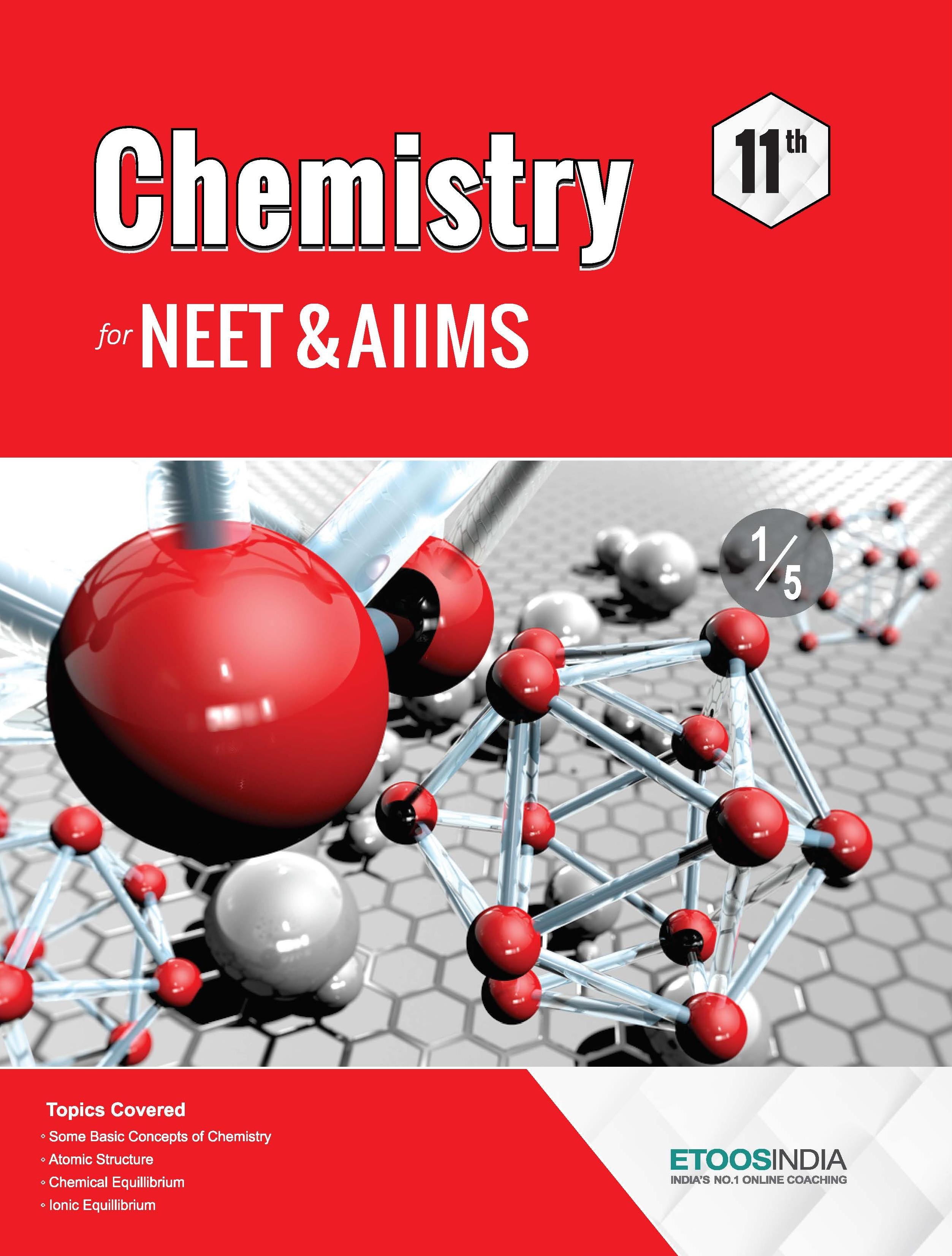 best chemistry books for neet
