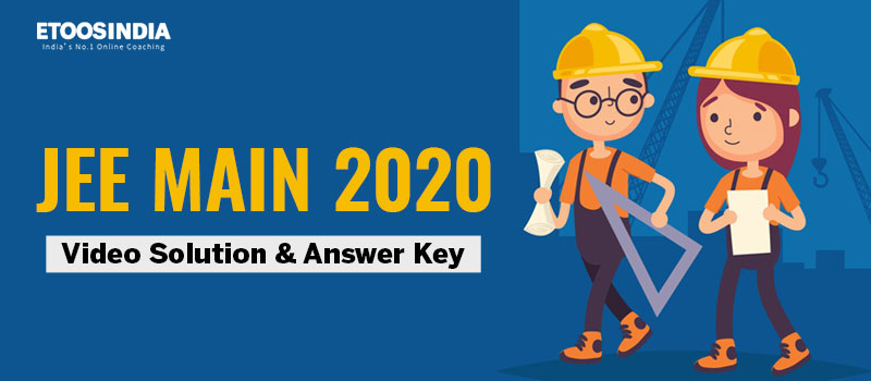 JEE Mains 2020 Answer key.