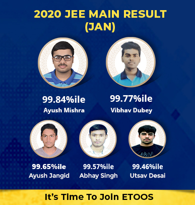 JEE Main 2020 Result