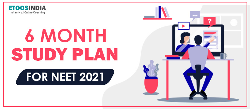 Neet Study Plan 2021.