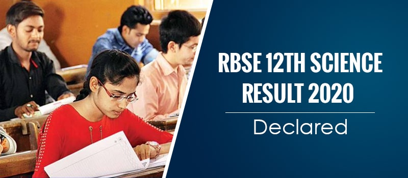 RBSE Class 12 result.