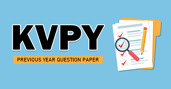 kvpy previews year question paper.
