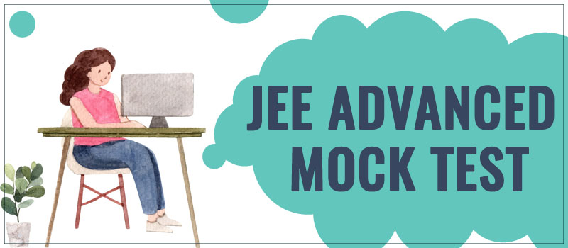 JEE Advanced Mock Test.