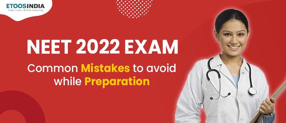 Common mistakes to avoid while preparation