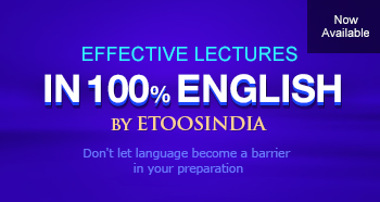 100% English language courses for NEET preparation.