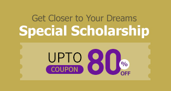 Etoos special scholarship program - Up to 80% off.