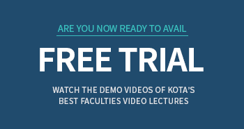 Free Trial Courses for JEE, NEET, CBSE, and Foundation.