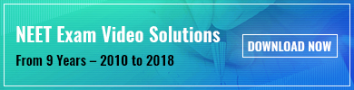 2018 NEET  Video Solutions