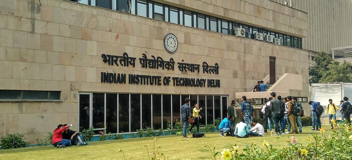 IIT Delhi.