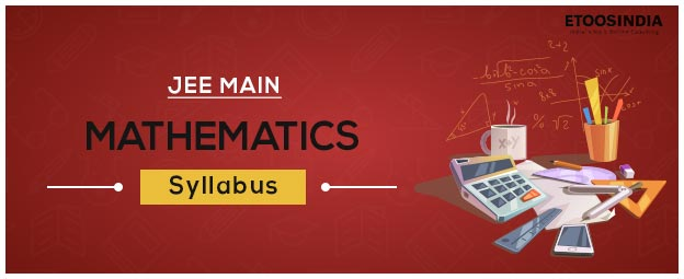 2020 JEE main mathematics syllabus