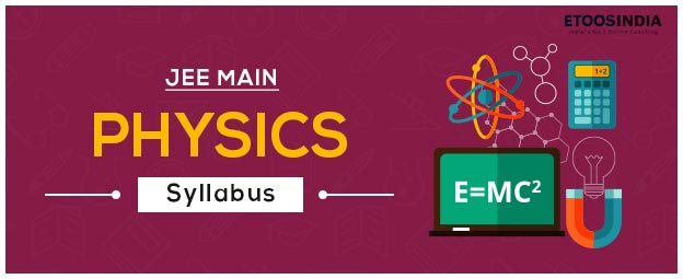 2020 JEE main physics syllabus