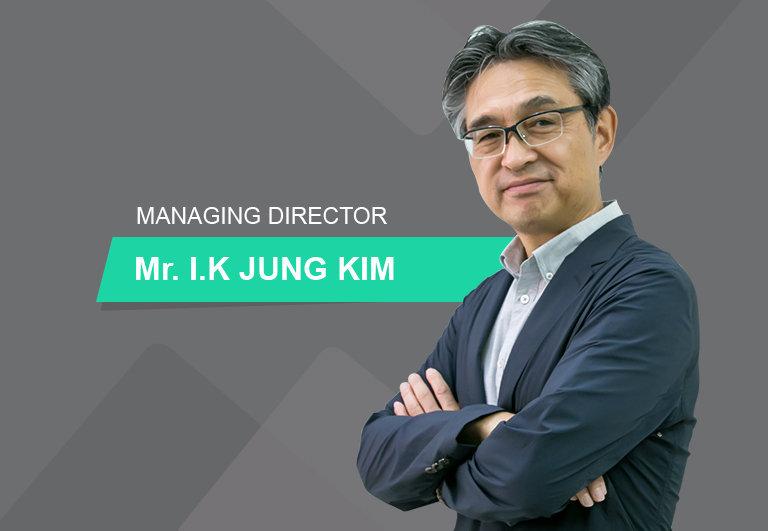 Mr. IK JUNG KIM