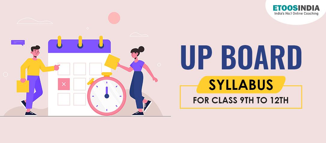 UP Board Syllabus 2021