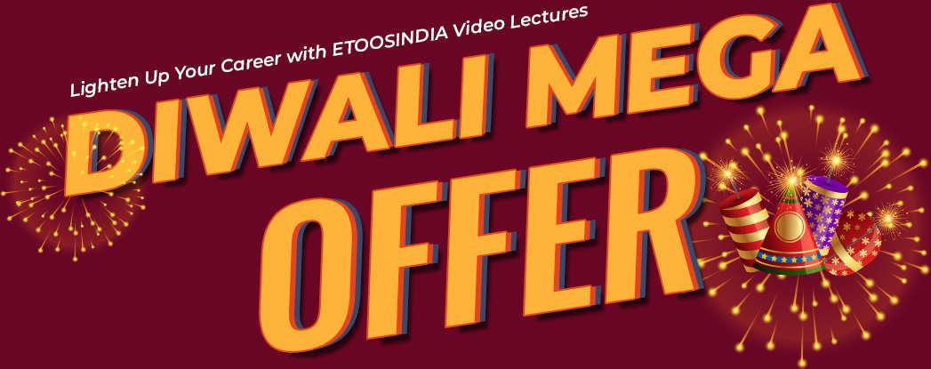 Etoos Diwali mega offer